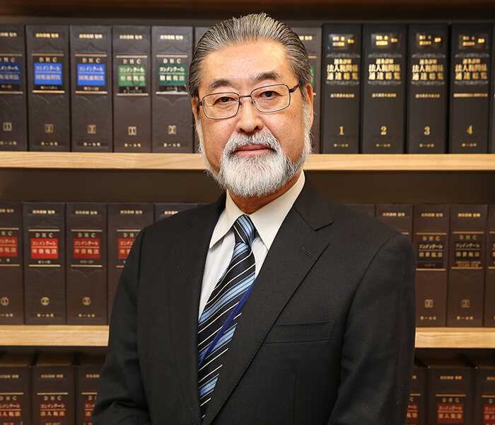 齋藤会計事務所代表齋藤敏夫